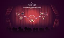 Copy of PASOS PARA LA COMPRENSION LECTORA
