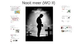 3h Nooit meer (WO II)