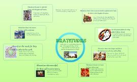 Copy of Beatitudes