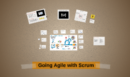 Copy of Going Agile with Scrum