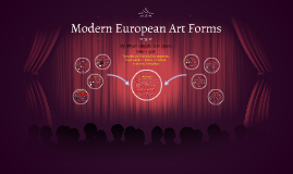 Modern European Art Forms