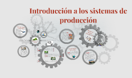 Copy of Introducción a los sistemas de produccion