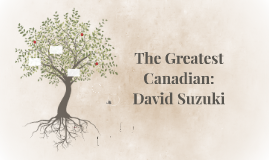 The Greatest Canadian:
