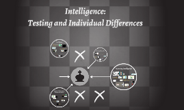Intelligence and Individual Differences