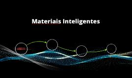 Materiais Inteligentes
