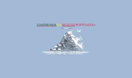 A CAMINHADA DE PORTUGAL