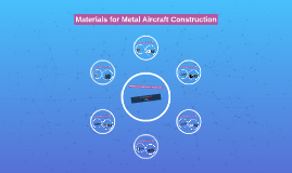 Materials for Metal Aircraft Construction