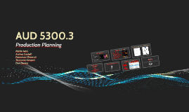 AUD 5300.3