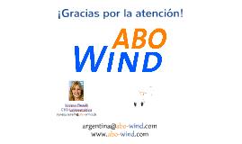 Jornadas de Evaluación del Recurso Eólico en Tierra del Fuego