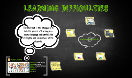LEARNING DIFICULTIES