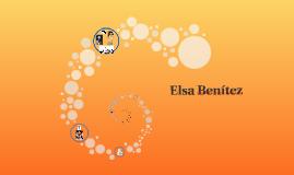 Elsa Benítez