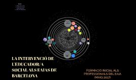 LA INTERVENCIÓE L'EEDUCADOR/A