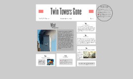 Twin Towers Gone