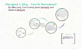 Copy of Maryland v. King : 4th Ammendment
