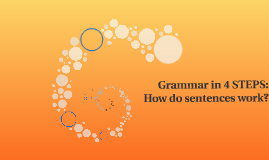 Grammar in 8 STEPS: