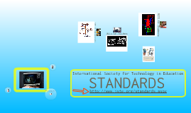 21st Century Teaching and Learning - Tab 1 & 2: Did You Know? & Standards