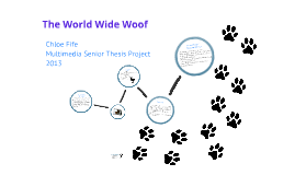 The World Wide Woof: Senior Thesis Project