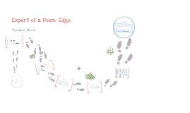 Edge by Sylvia Plath (Ayesha Jihad)