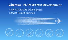 Cibernos - PLAN Express Development