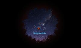 Origen de las estrellas