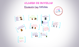 CLASES DE NOVELAS
