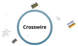 Copy of Crosswire