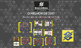 Cópia de O MELHOR DE 2017