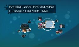 Copy of Identidad Nacional-Identidad chilena