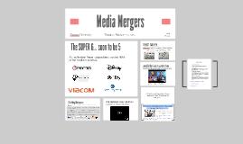 Media Mergers