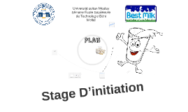 Stage D'initiation