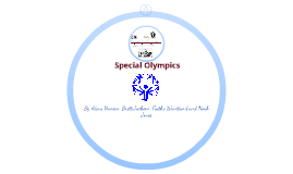 Copy of Special Olympics