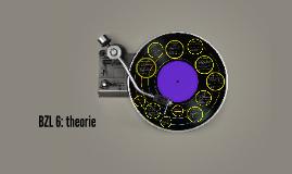 BZL 6: theorie