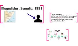 Copy of Mogadishu, Somalia 1991