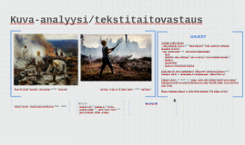 Kuva-analyysi/tekstitaitovastaus