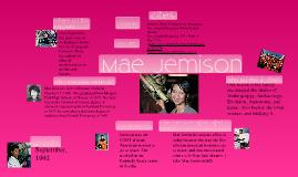 Mae Jemison by Emily Babb on Prezi