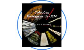 Coleções Biológicas da UEM