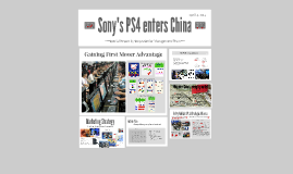 Sony's PS4 enters China