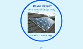 Electricity Culminating Activity
