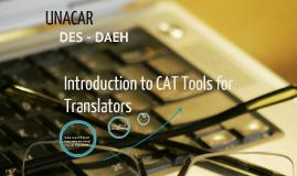 Copy of CAT Tools