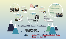 West Coast Kids Cancer Foundation