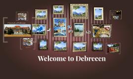Welcome to Debrecen