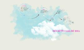 DECRETO 1443-