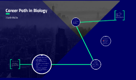 Biology Career Path