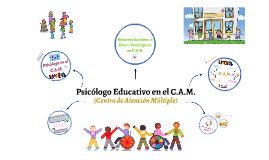 Copy of Psicólogo Educativo en el C.A.M.