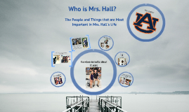 Copy of Who Is Mrs. Hall?