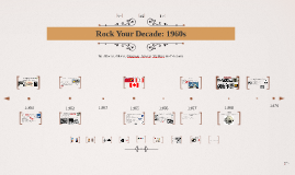 Rock Your Decade: 1960s