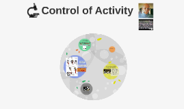Control of Activity