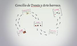 Concilio de Trento y Arte barroco.