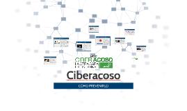Ciber acoso, cómo prevenirlo
