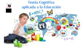 Teoría cognitiva de la educación